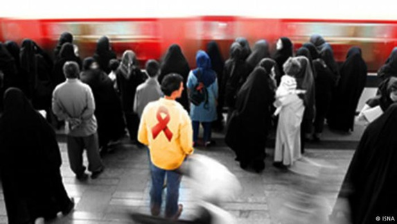 افزایش دو برابری ایدز در ایران