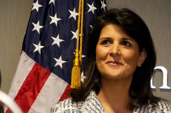 سفیر آمریکا در سازمان ملل متحد: ایران بعد از داعش در سوریه هیچ نقشی ندارد