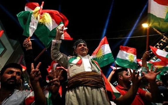نتایج اولیه رفراندم کوردستان از پیشتازی چشمگیرحامیان استقلال