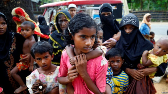 سازمان ملل: بیش از 24 هزار زن باردار و شیرده در میان آوارگان روهینگیا