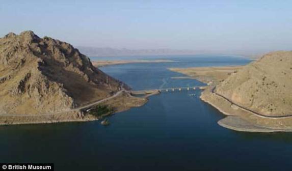کشف شهر گم شده الکساندر کبیر در رانیه واقع در جنوب کوردستان
