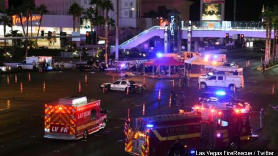 تیراندازی مرگبار لاس وگاس پنجاه وهشت کشته و بیش از پانصد زخمی برجای گذاشت