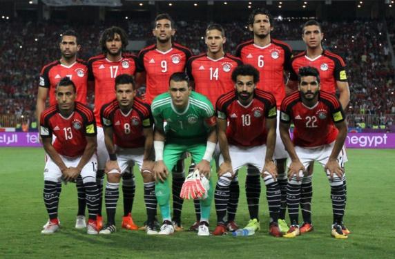 صعود تاریخی مصر به جام جهانی بعد از بیست و هشت سال با دو گل زیبای محمد صلاح