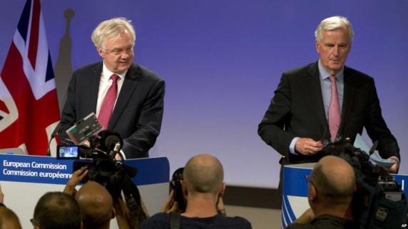 عدم توافق در پنجمین دوره مذاکرات خروج بریتانیا از اتحادیه اروپا