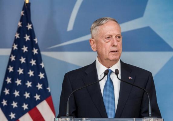 جیمز متیس: مراقب اقدامهای تحریکآمیز ایران هستیم