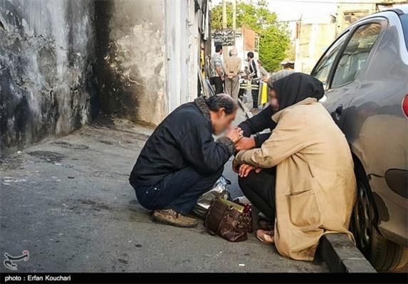 افزایش ده درصدی مرگ و میر معتادان در ایران