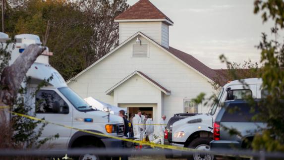 هویت عامل حمله به کلیسا در تگزاس اعلام شد