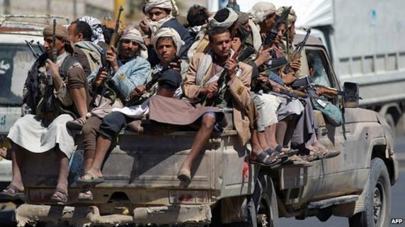 یمن..شبهنظامیان حوثی به دنبال خروج امن از «البیضاء» هستند