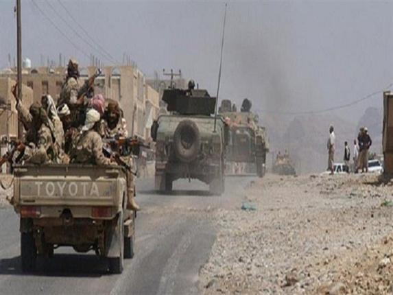 7 لشکر پیاده نظام ارتش ملی یمن به سمت صنعا به حرکت درآمدند