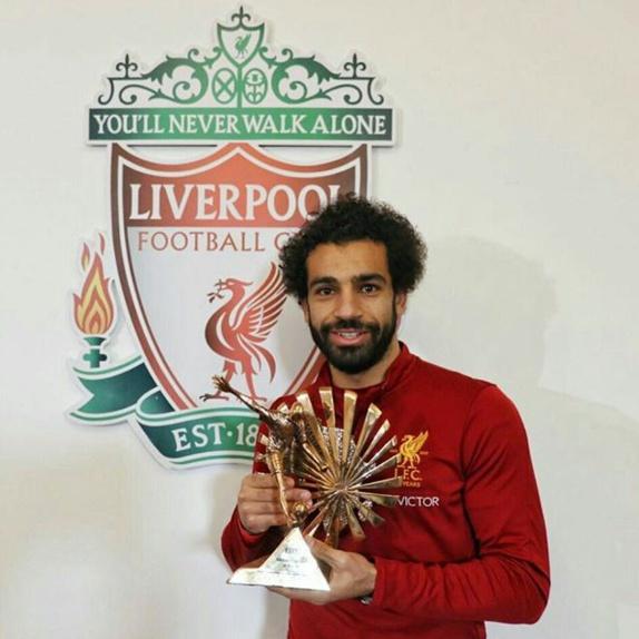 محمد صلاح مرد سال فوتبال آفریقا از نگاه BBC