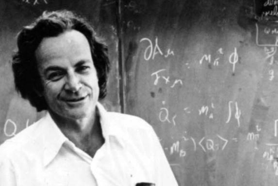 ریچارد فاینمن؛ نابغه ای بدون مرز