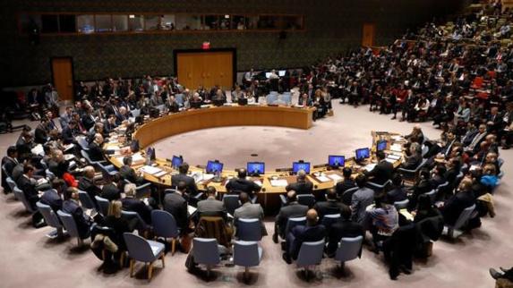 شورای امنيت پیشنویس قطعنامه مصر درباره قدس را بررسی میکند