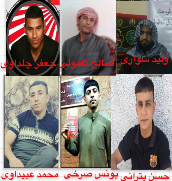 """افزايش تعداد بازداشت شدگان بعد از تظاهرات """"جمعه كرامت"""" در احواز"""