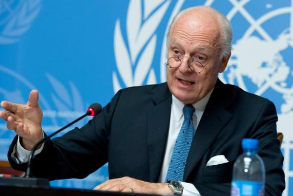 دیمستورا: دور جدید مذاکرات ژنو ماه ژانویه آينده خواهد بود