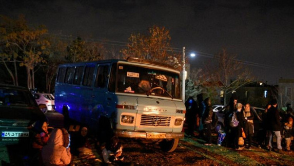 زمینلرزه با قدرت 4.2 ریشتری تهران را لرزاند + عکس