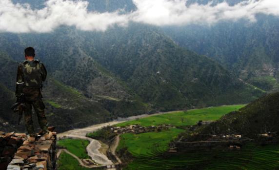 عملیات نیروهای سپاه پاسداران ایران در خاک افغانستان