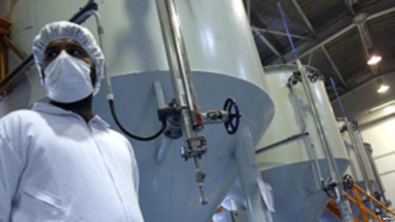 ایران تهدید به از سرگیری غنی سازی اورانیوم با درصد بالا کرد
