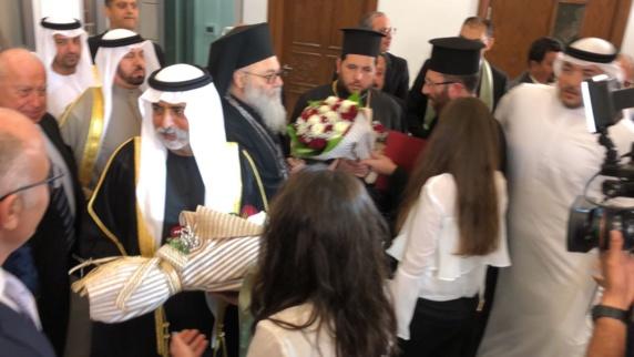 افتتاح بزرگترین کلیسای جامع ارتدوکس در کشور امارات+ گزارش تصویری