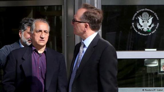 مشاور پیشین نمایندگی ایران در سازمان ملل به سه ماه زندان محکوم شد