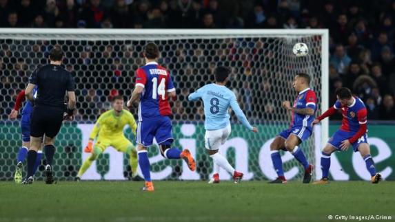 لیگ قهرمانان اروپا؛ پیروزی منچستر سیتی با درخشش گوندوگان