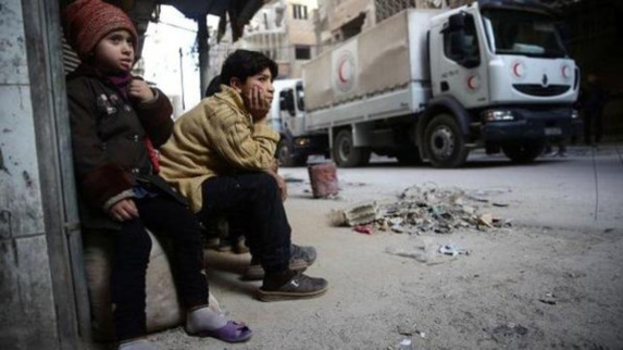 انتقال «النصره» از غوطه شرقی به ادلب؛ قتل عام در مسرابا