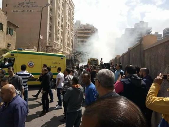انفجار بمب در اسکندریه مصر دو کشته بر جای گذاشت