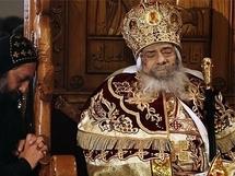 رهبر فقید قبطيان مصر