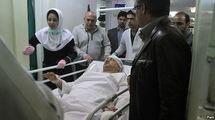 علی دایی از کاشان به بیمارستان لاله تهران منتقل شد