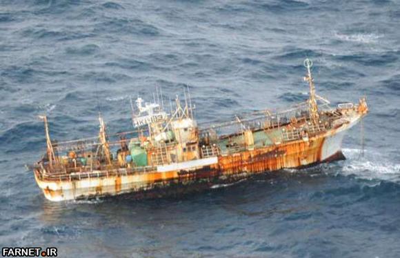 کشتی گمشده در سونامی ژاپن پس از یک سال در سواحل کانادا ظاهر شد