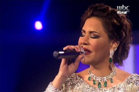 احلام خواننده پر آوازه جهان عرب