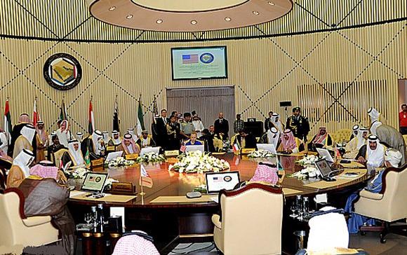 سپر موشکی امریکا برای حمایت از کشورهای عرب منطقه در برابر تهدیدات ایران