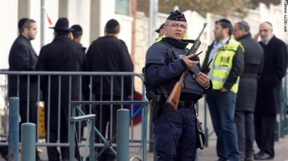 دستگیری های جدید در صفوف اسلام گراهای افراطی مقیم فرانسه
