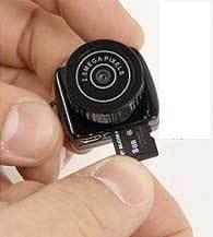کوچکترین دوربین عکاسی دیجیتال جهان