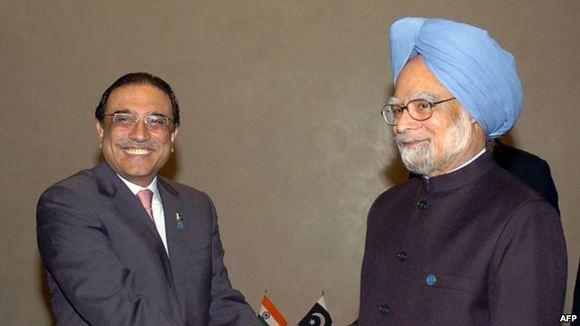 «سفر تاریخی» رییس جمهوری پاکستان به هند