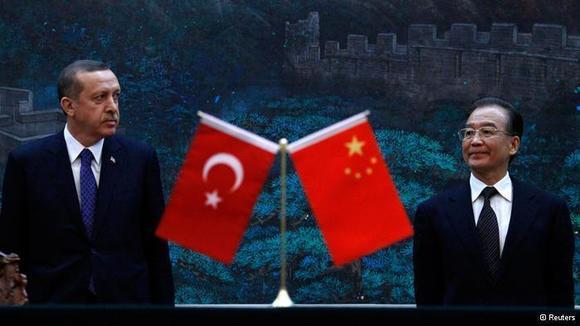 ترکیه و چین دو موافقتنامهی هستهای امضا کردند