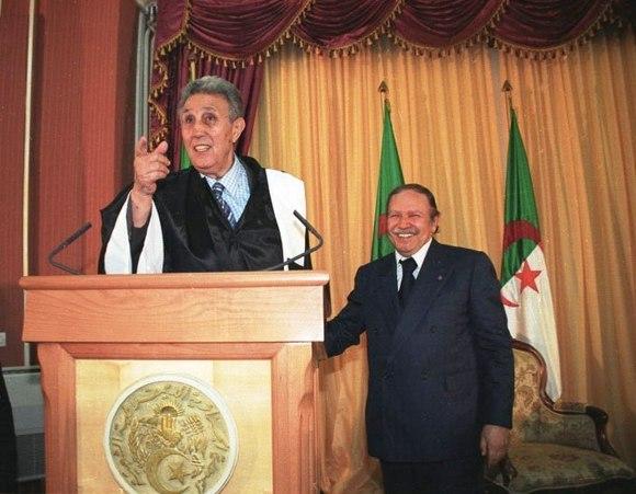 در گذشت اولین رئیس جمهوری که همه او را الجزایری می پندارند