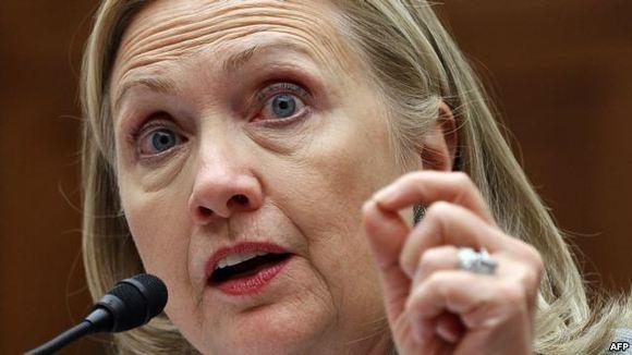 هیلاری کلینتون: دادن تضمین به ایران را در نظر خواهیم داشت