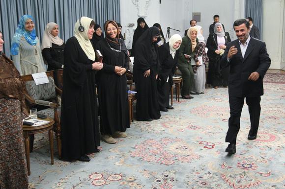 سفر جمعی از اخوان المسلمین مصری به ایران