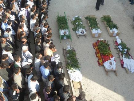 کشته شدگان انقلاب سوریه به 11 هزارنفررسید