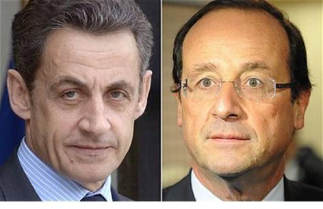 ماراتن انتخابات فرانسه به نقطه پایان نزدیک می شود