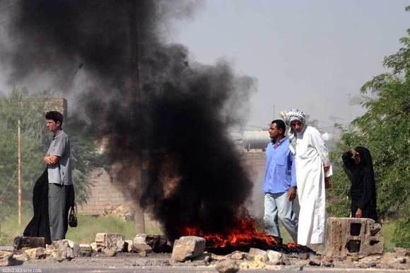 بازداشت دانش آموزان عرب در اهواز