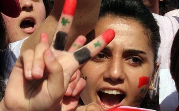 افزایش فشار بر رژیم بشار اسد از دوحه تا پاریس