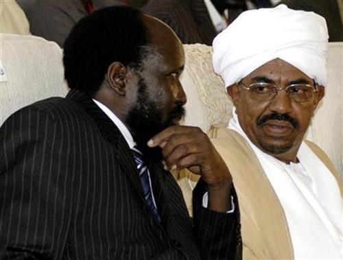 عمر البشیر: می خواهم مردم سودان جنوبی را نجات دهم!