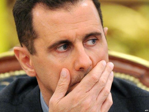اخطار شدید اللحن امریکا و فرانسه به دیکتاتور سوریه