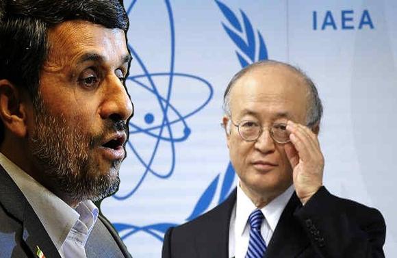 دیپلماتهای غربی: ایران خواستار از سرگیری گفتوگوها با آژانس شده است