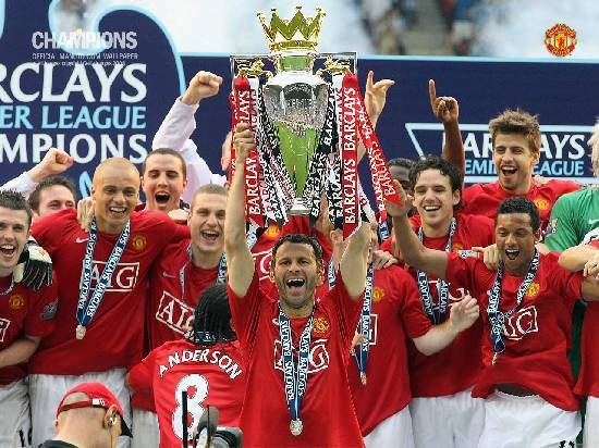 باشگاه منچستریونایتد بعنوان ثروتمندترین باشگاه جهان معوفی شد
