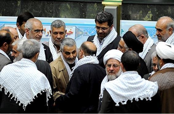 تحریمهای تازه سازمان ملل علیه دو عضو سپاه قدس ایران