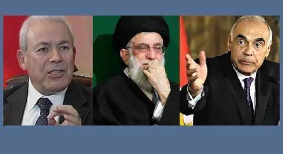 واكنش برهان غليون رئيس شوراى ملي سوريه به سياستهاي نا سالم ايران در كشورهاي عرب