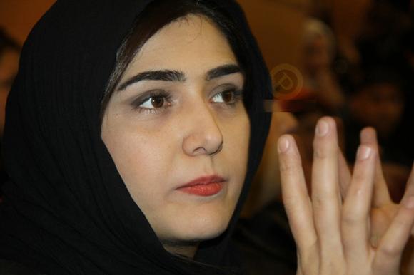 نامه باران کوثری به مقامات ایرانی