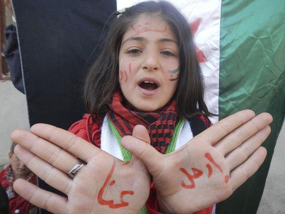 به رغم کشتارهای دسته جمعی، دیروز جمعه ملت سوریه حماسه آفرید